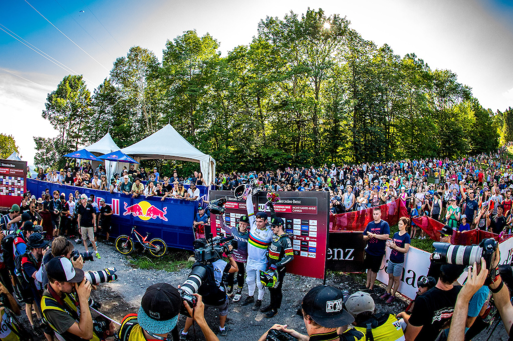 2018 Mt Ste Anne World Cup Credit Sven Martin