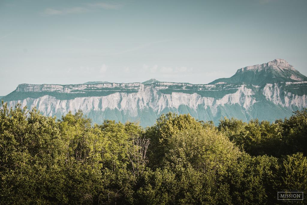 Grenoble Mountains