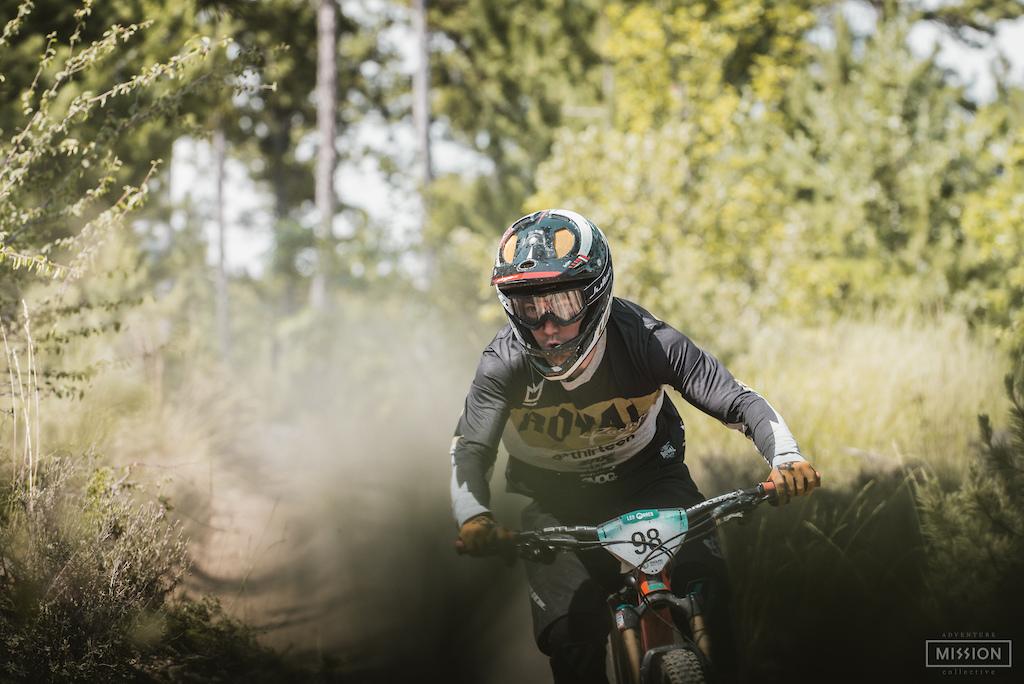 Chamrousse Enduro Team at Enduro World Series 2019 Les Orres France