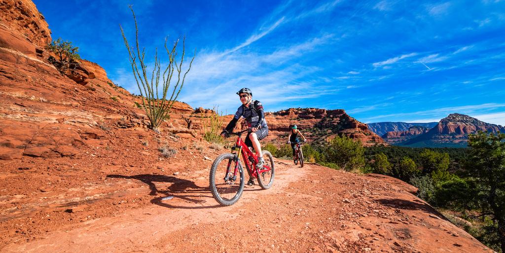 Ride the Red Rocks at Enchantment Resort Sedona Arizona