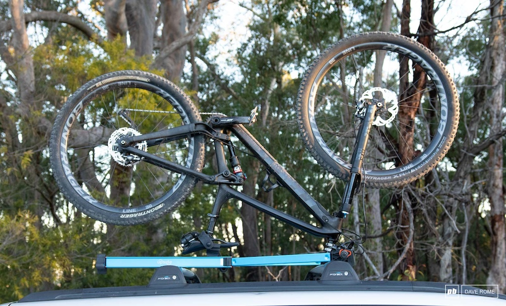 UpSide bike rack