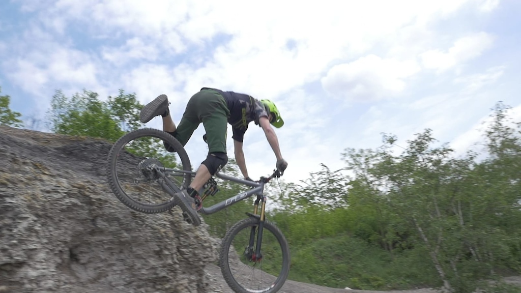 from shooting video edit HOME DIRT