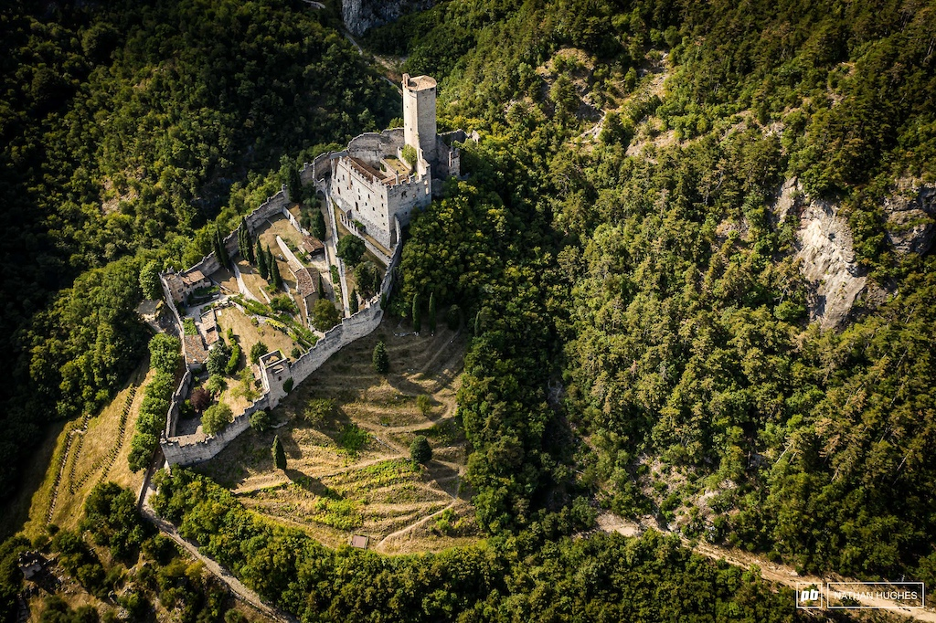 The valleys of Trentino have more than their fair share of impressive castles.