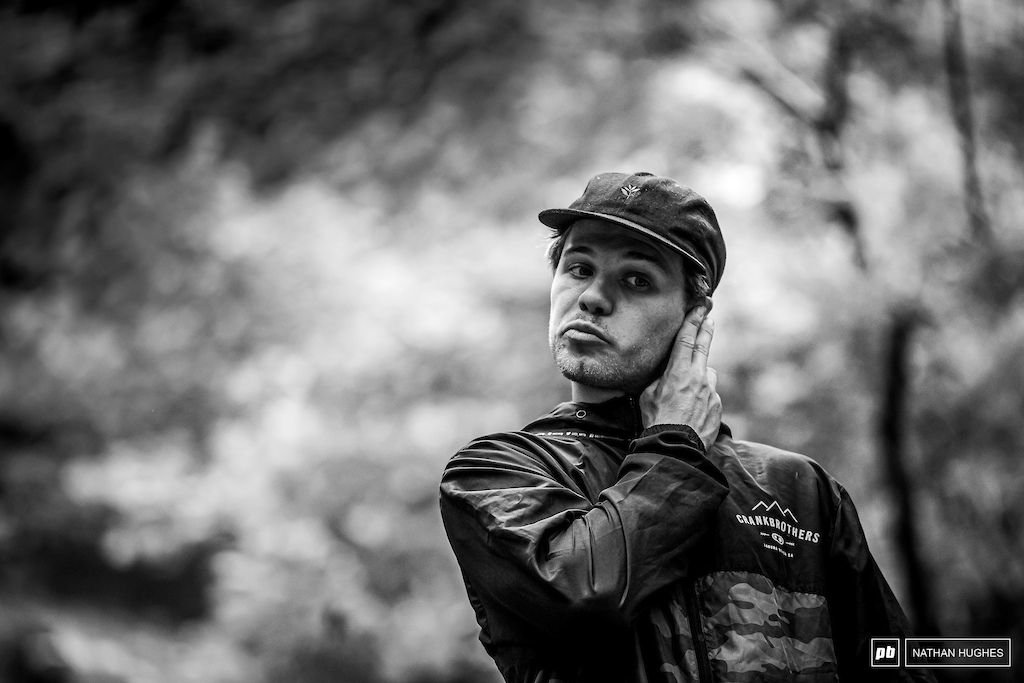 A silver medal at Worlds 2016 and missing out on the win last year by less than a second, Laurie Greenland is a true VDS specialist. After 3rd in Les Gets we can surely look forward to one hell of a wild run at the weekend.