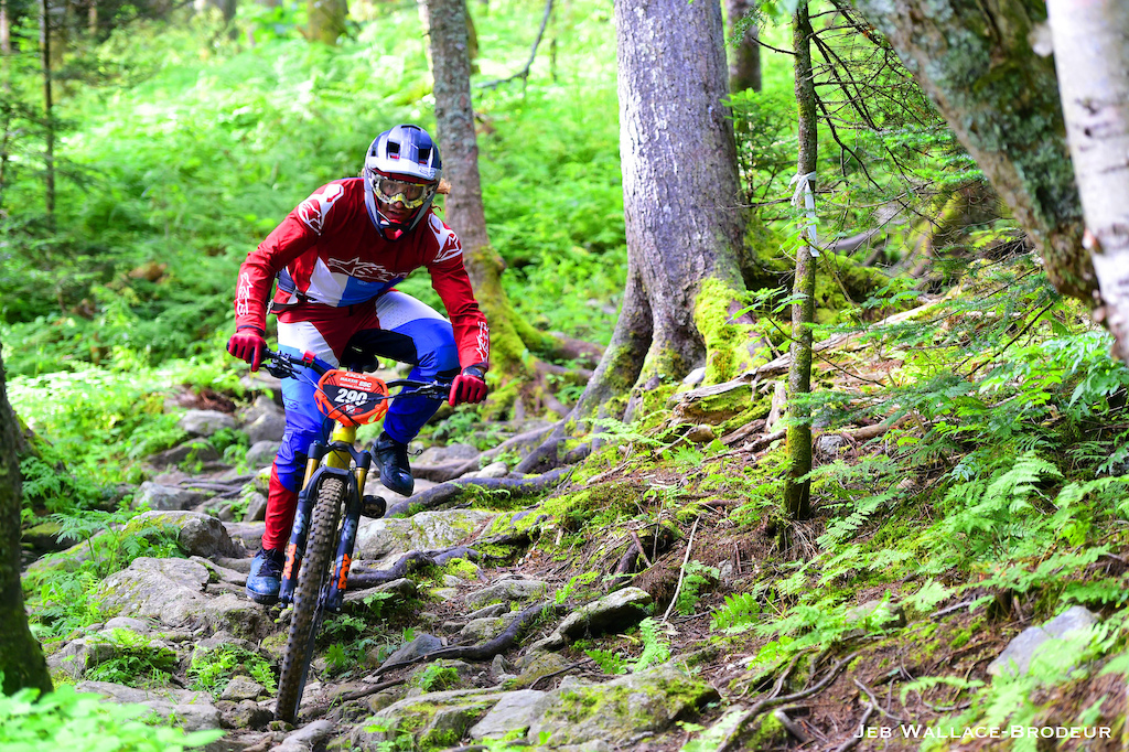 Maxxis ESC BOX Showdown at Killington
