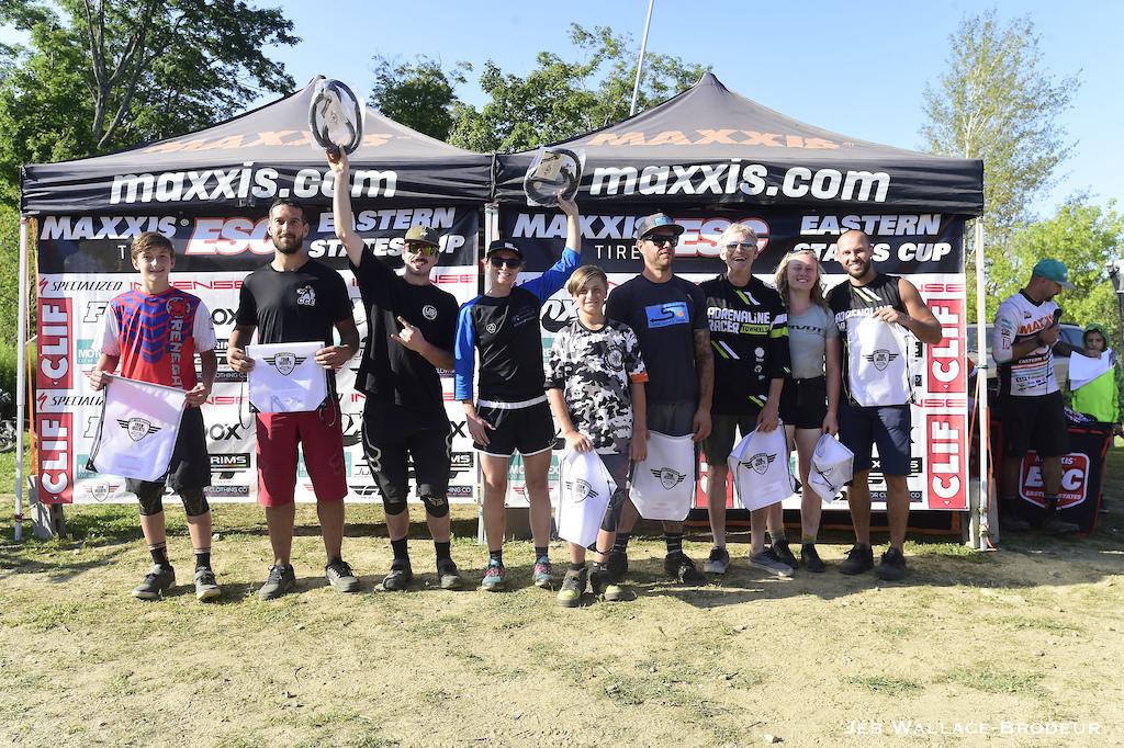 Maxxis ESC BOX Showdown at Killington