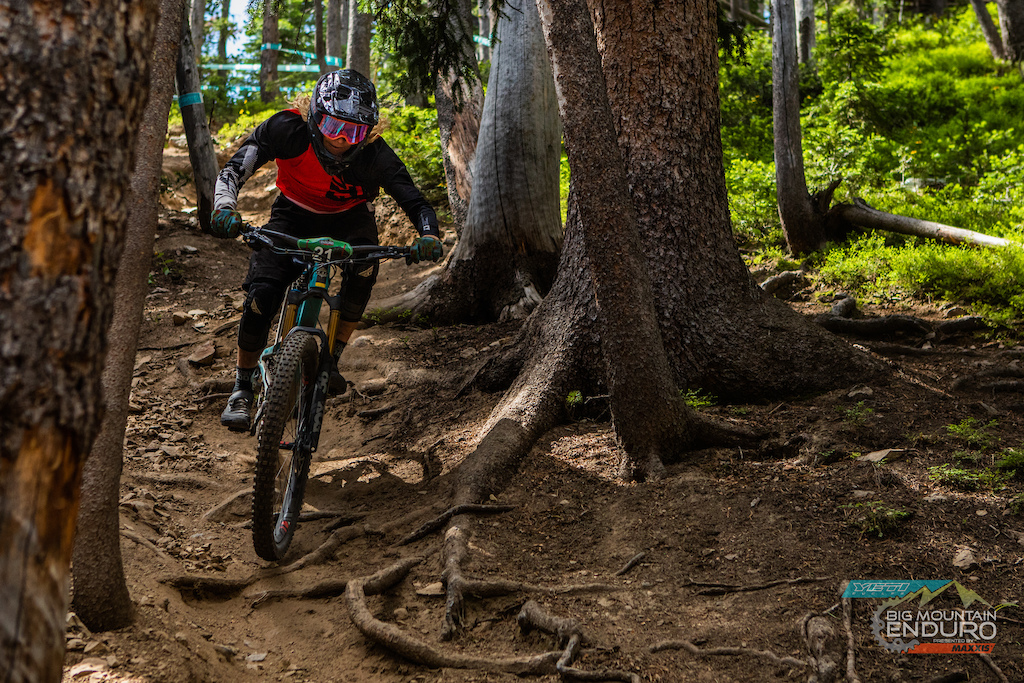 Did we mention loamy dirt and greasy roots yet Ian Mullens got the top spot for Expert Men...by nearly 2 minutes.