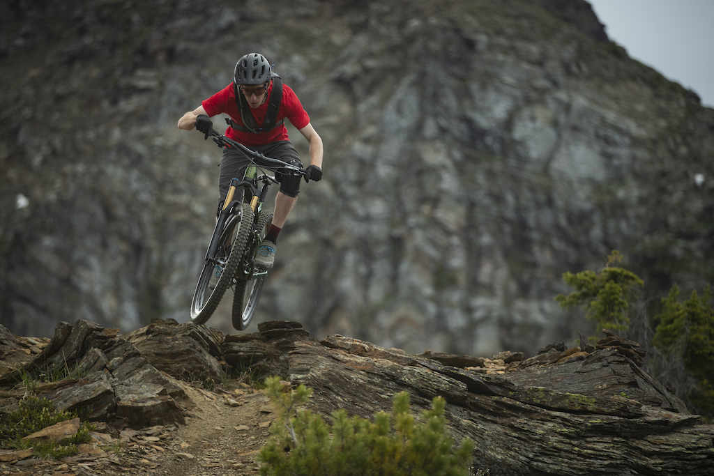 Giant Reign Advanced Pro 29 0 Launch in Revelstoke British Columbia