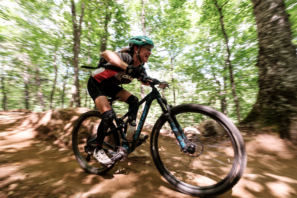 Quebec Singletrack Experience 2019 - Day 2 Mont Sainte-Anne