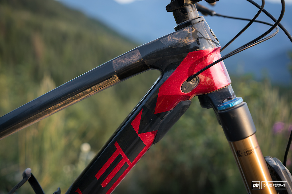 Trek Fuel EX 9.8 GX Photo by Dane Perras