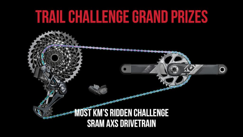 Trailforks SRAM Trail Challenge 2019