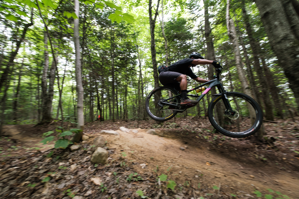 Quebec Singletrack Experience 2019 - Day 4 in Lac-Beauport
