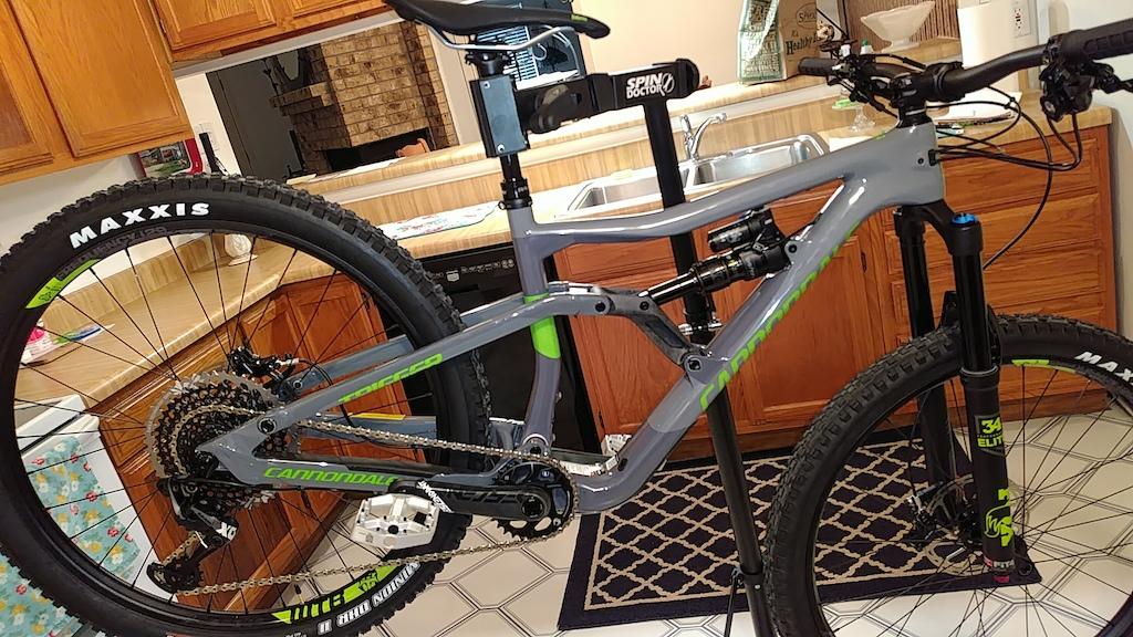 New bike day My Trail AM rig.