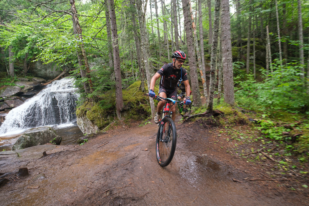 Quebec Singletrack Experience 2019 - Day 5 in Vall e Bras-du-Nord Shannahan