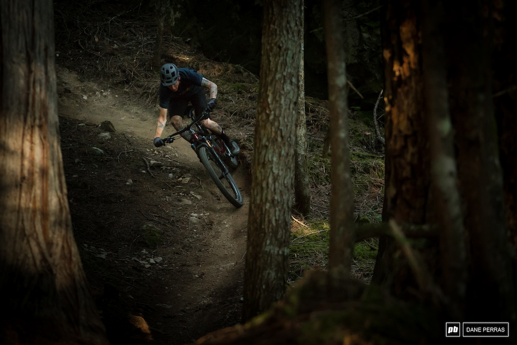 Mike Levy / Trek Fuel EX 9.9 X01 Photo by Dane Perras