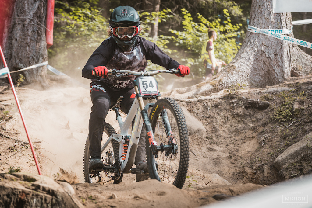 UCI Downhill World Cup 2019 Val di Sole Italy