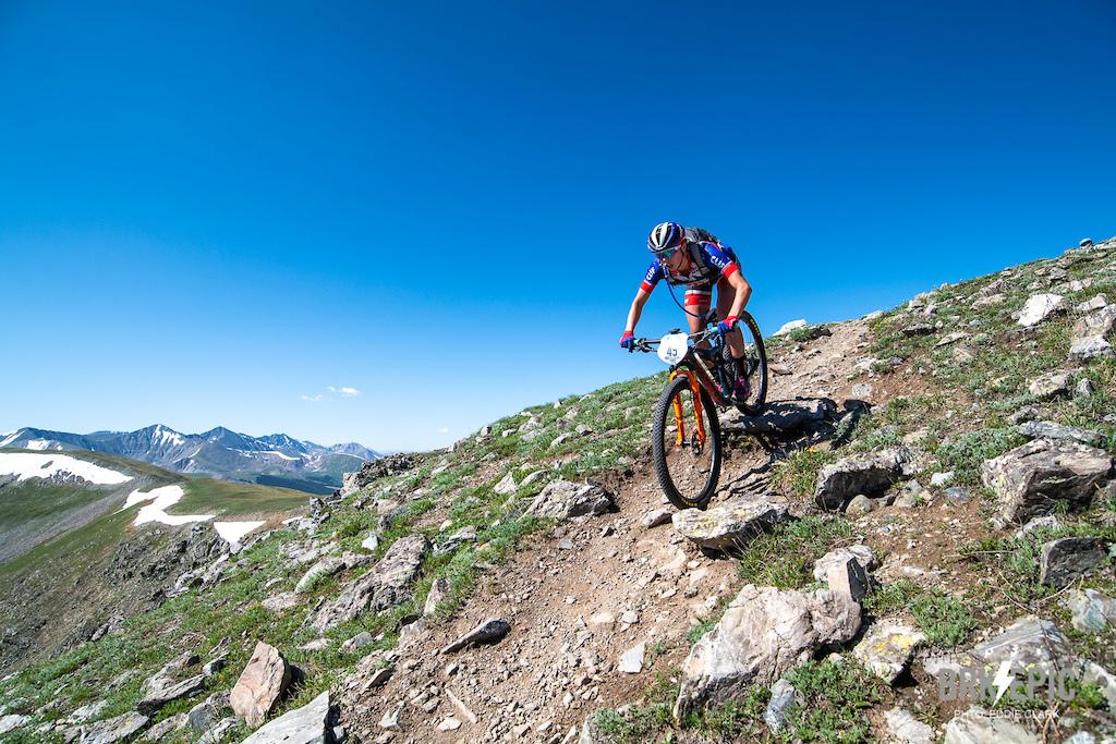 Breck Epic Wheeler stage - Day 5 Photo: Eddie Clark