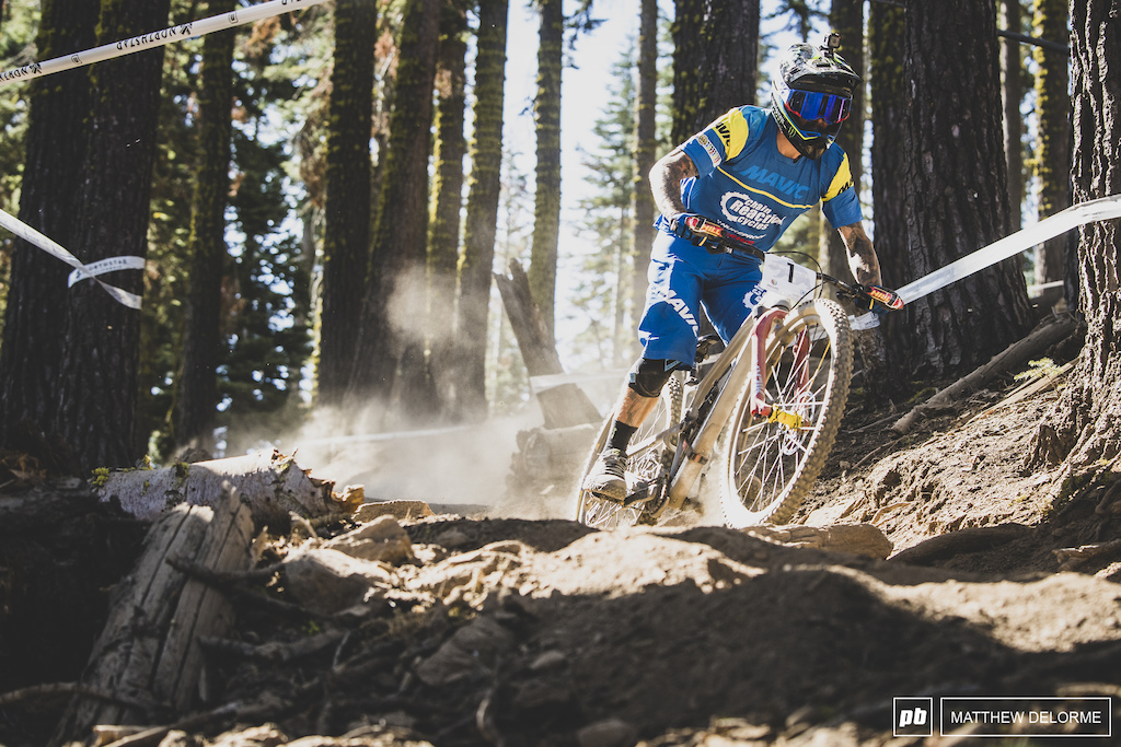 Sam Hill will be an absolute danger in these conditions.