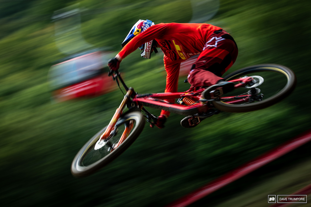 Martin Maes finished second at World Champs last year and has made this race a big focus this season.