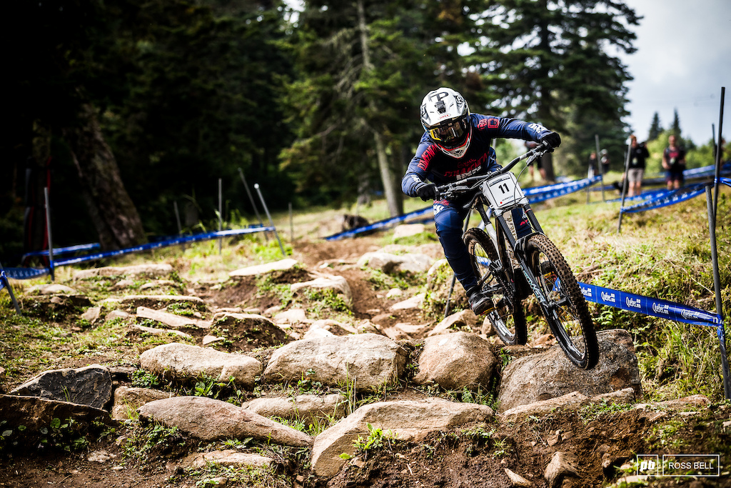 Remi Thirion is on an upward trajectory once again and could be a threat for the podium position on Sunday.