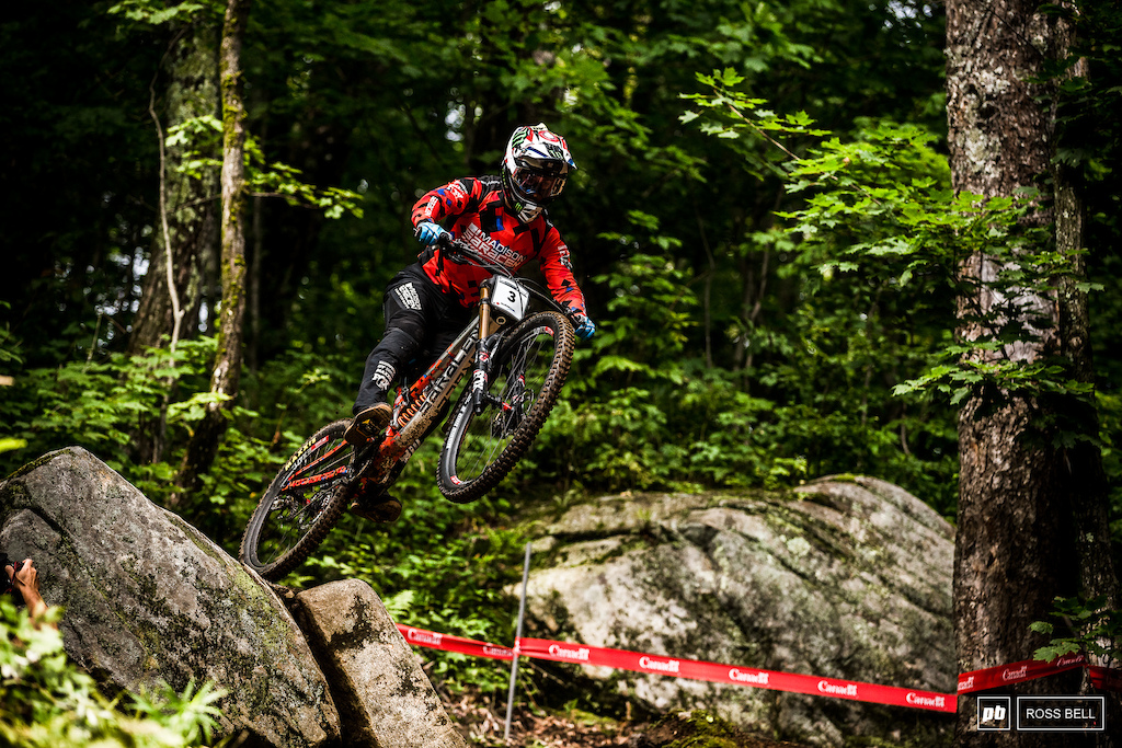 Danny Hart hasn't taken a World Cup win so far in 2019 but a World Champs win would more than makeup for that.