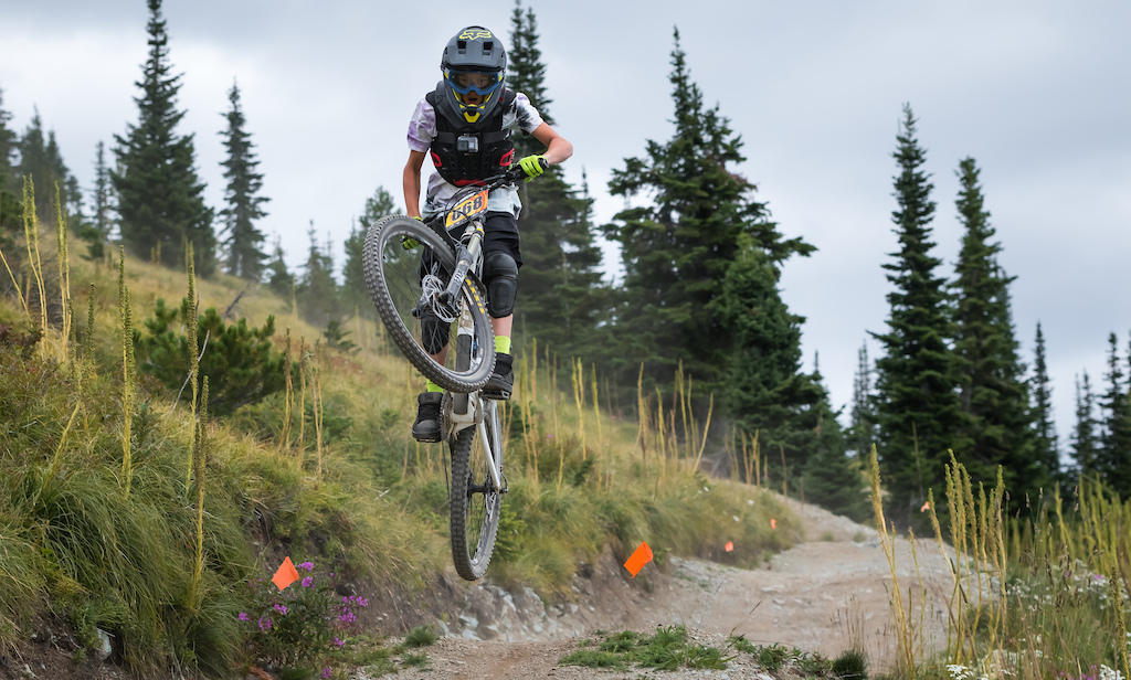 Out of Kallispell Montana Sawyer Goulet put down a 03 34.45. This was only Goulet s second race ever. Cat 3 Men 11-14