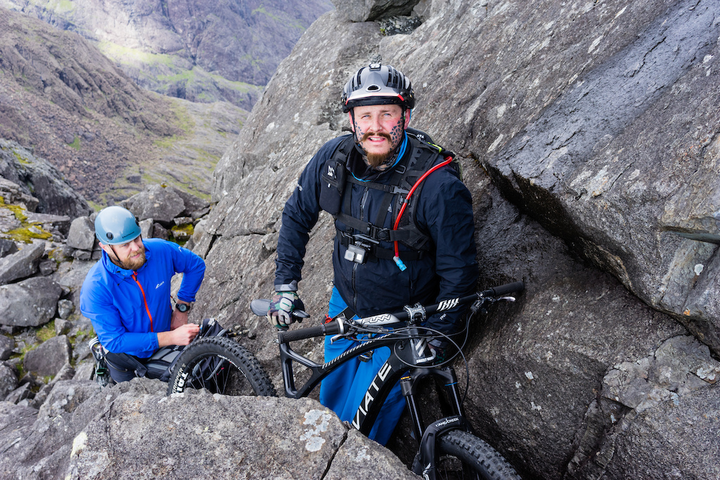 Image by Adrian Trendall of All Things Cuillin