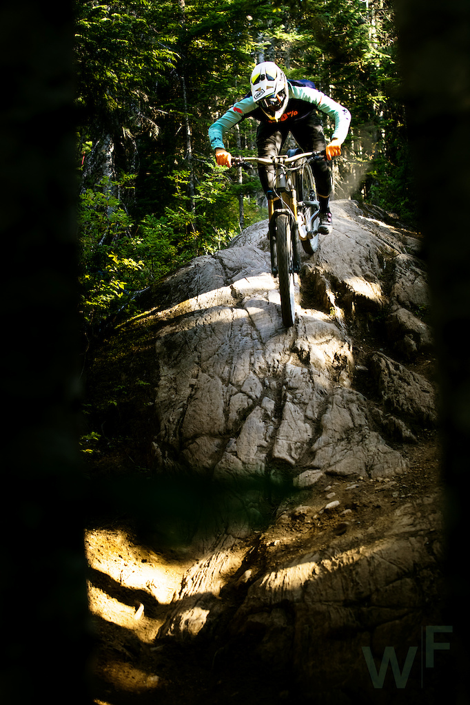 Tate... Whistler BC's Trail