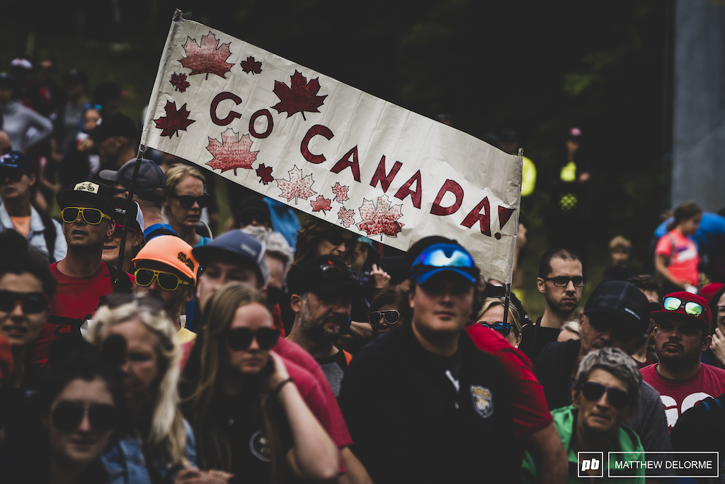 Happy World Champs day Canada!