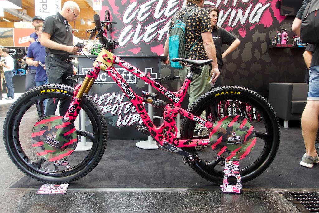 Day 1 Randoms - Eurobike 2019 - Pinkbike