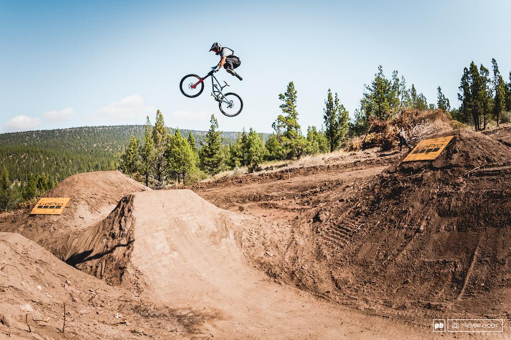 "DJ on the ""canyon gap""."