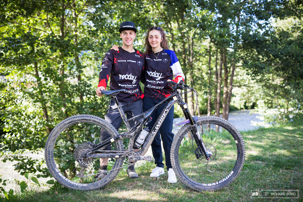 Alex Rudeau won the race and the 2019 overall French Cup while Laura Charles took the 2nd place of the week-end and also won the 2019 overall. What a cute couple