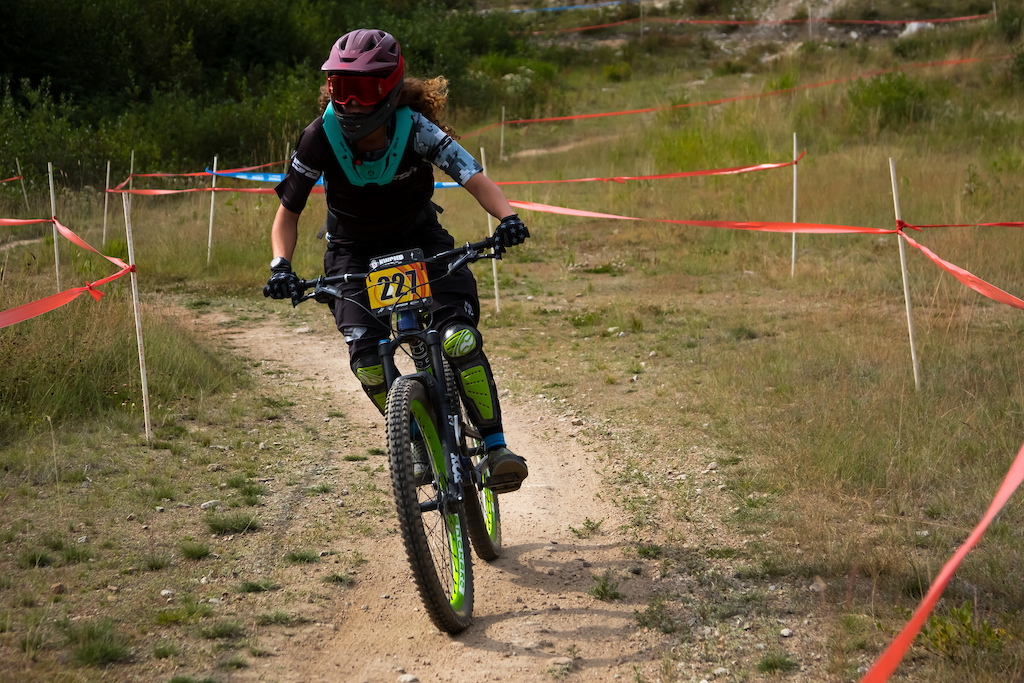 Raelynn Darsow secured third place with a time of 05 35.63 nearly 11 seconds faster than the rider behind her. Cat 3 Women 19-39