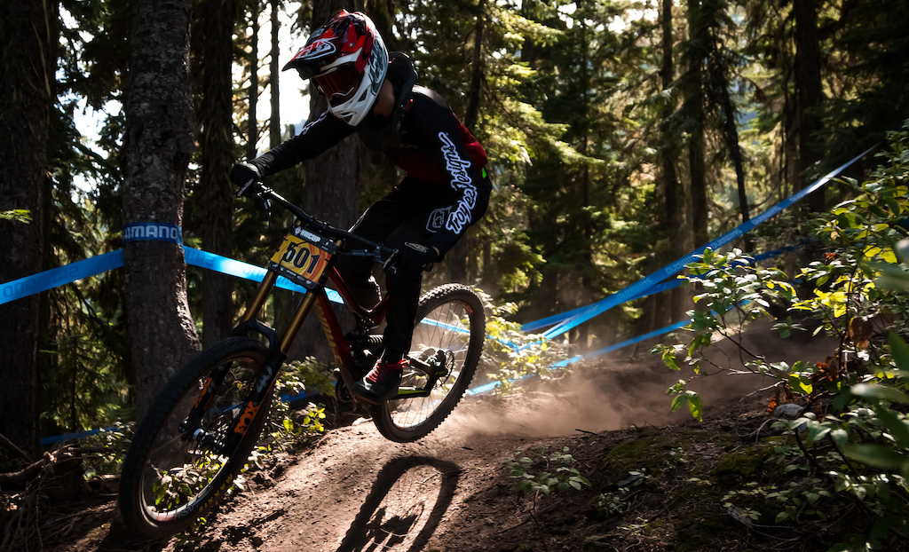 Chayce Williams secured his second podium of the season with a time of 02 28.39. Cat 1 Men 0-18.