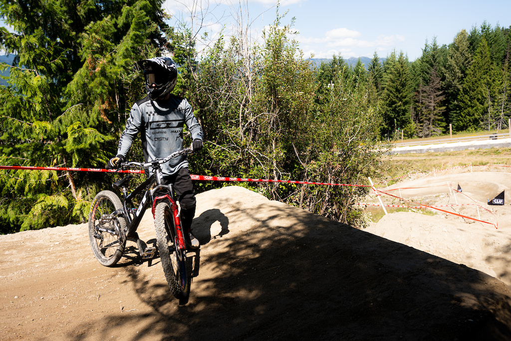 taken during the Speed & Style practice sessions at Crankworx Whistler 2019