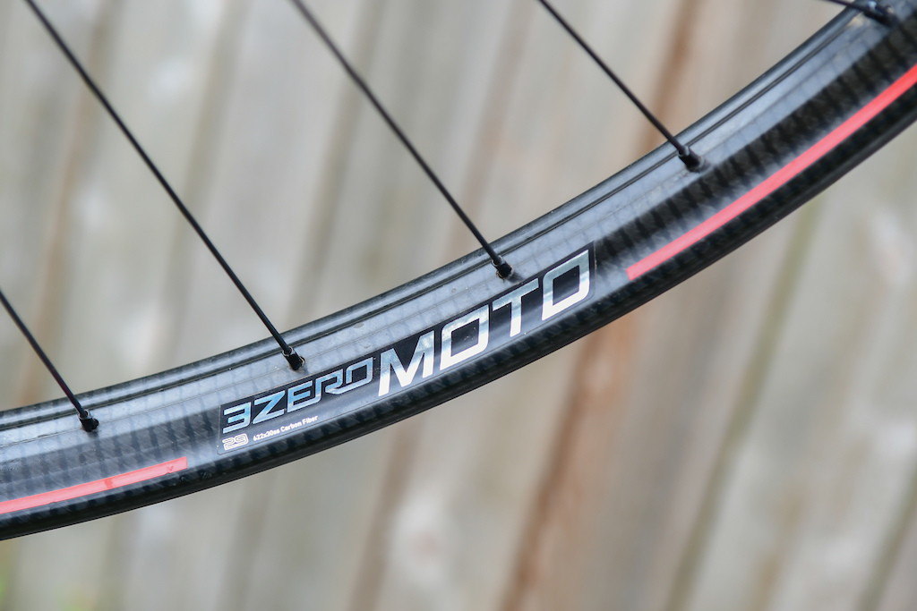 Zipp 3Zero Moto wheels review