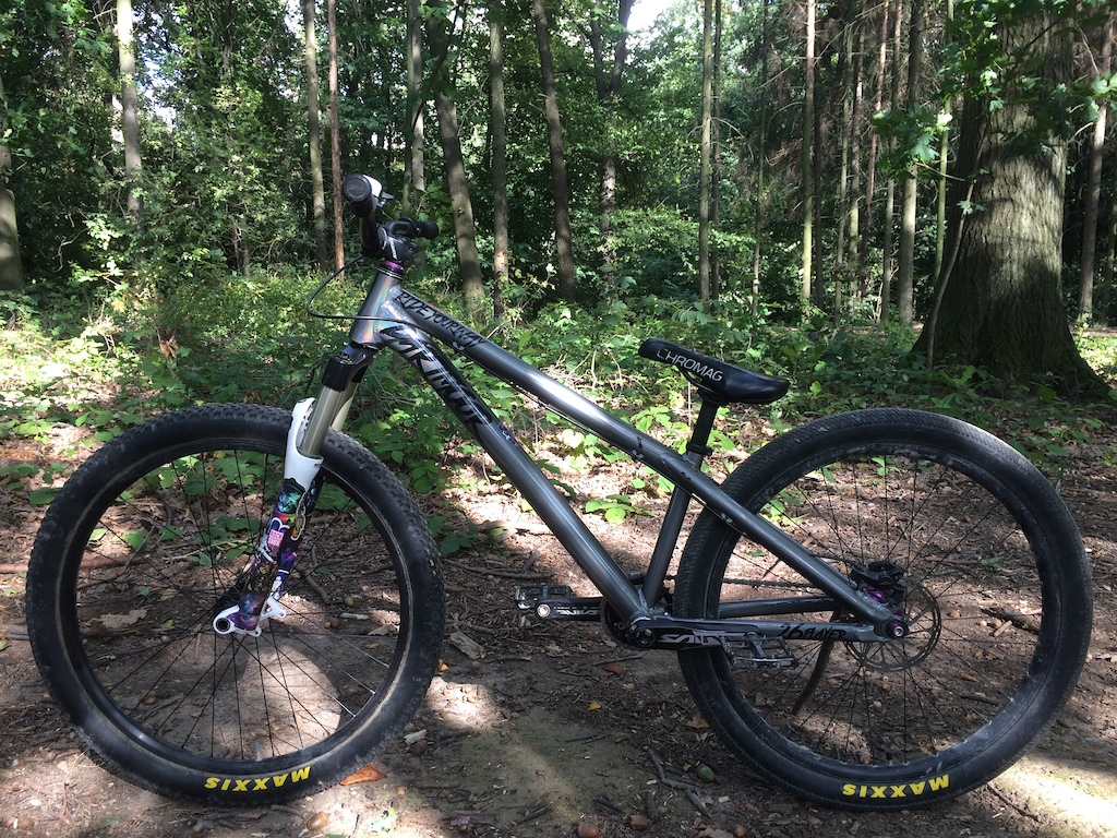Frame	Dartmoor	Two6Player 2016	size Long