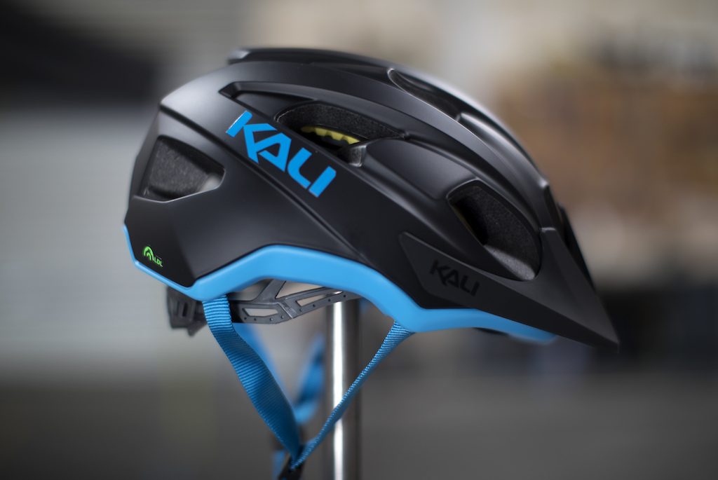 The new Pace helmet featuring LDL technology.