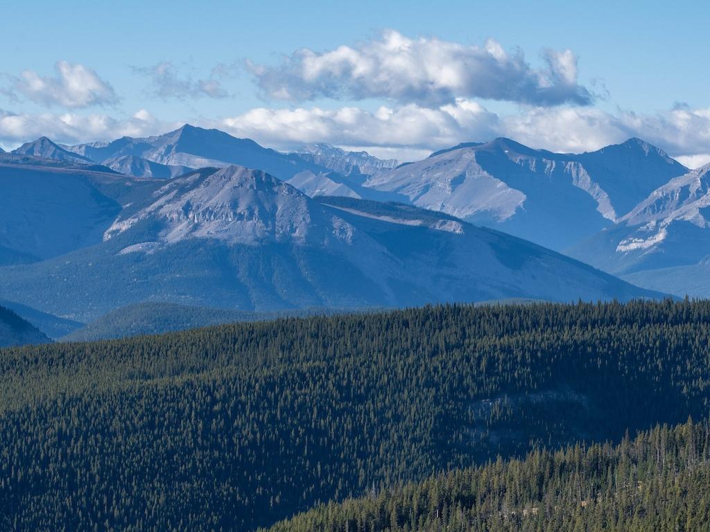 Jason Fischer Scenery Moose Mountain