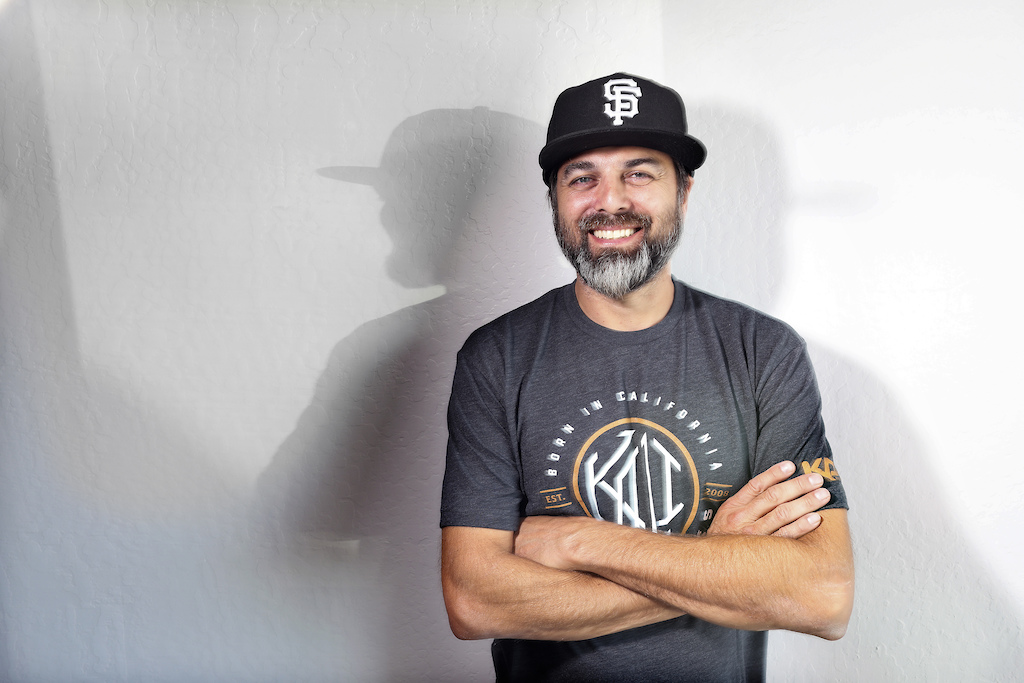 Kali Protectives new designer Alain Lanusse.