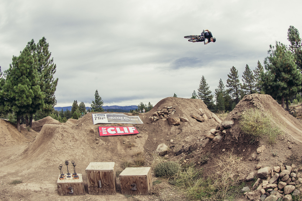Fat Tire Truckee Bike Park Little Big Bob Plumb 2019