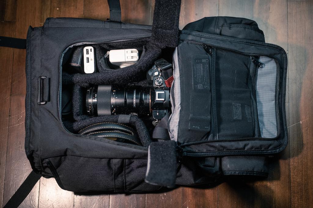 Mission Workshop Integer backpack.