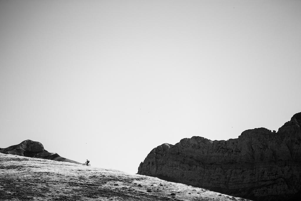 Epic mountain biking trails. Photo by Juanjo Otazu de indomitvisual