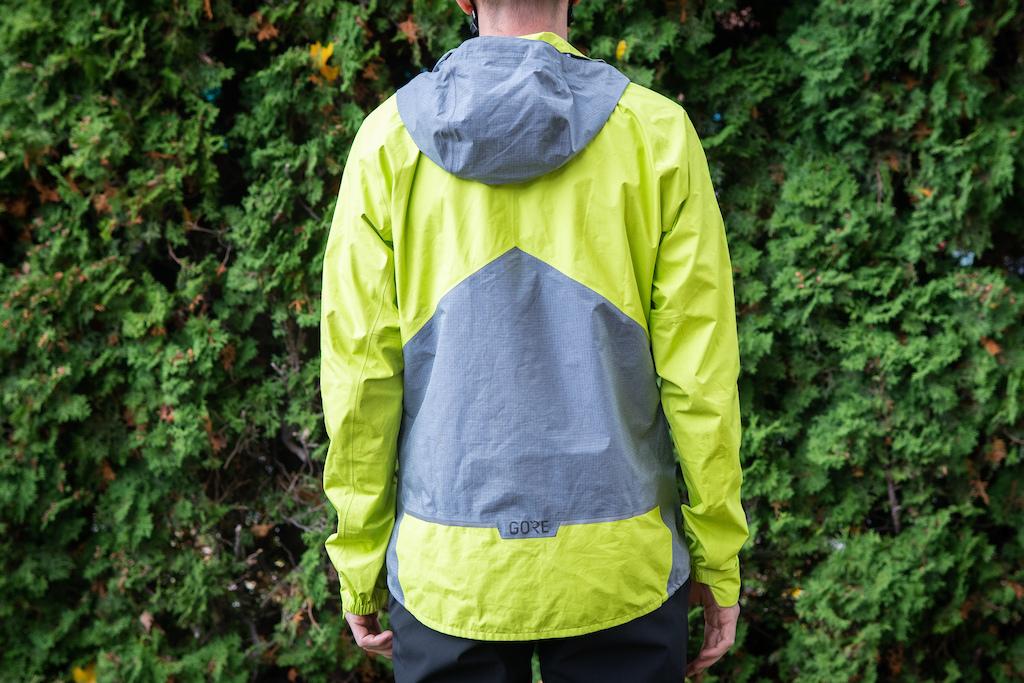 Gore C5 jacket