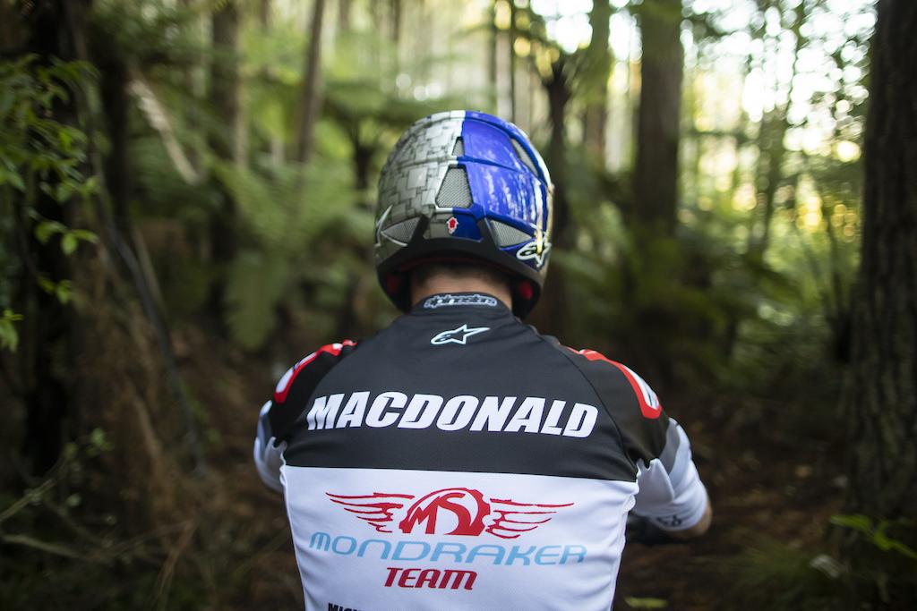 Brook Macdonald in Rotorua New Zealand