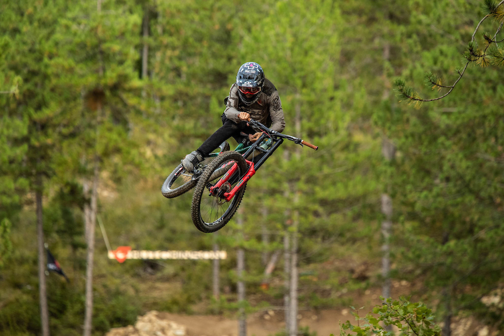 Reed Boggs on the Griffus Line Photo Thomas Di Giovanni