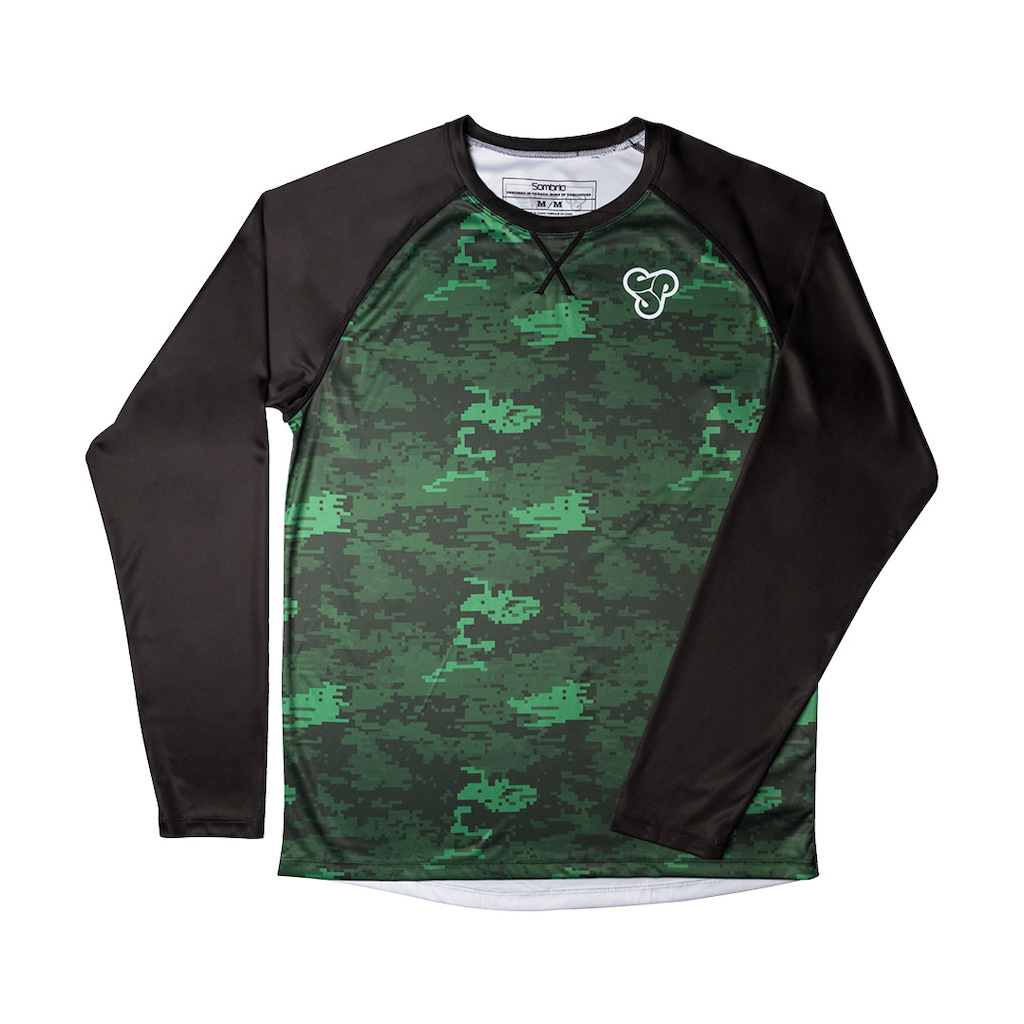 The Wallace Chaos LE Jersey.