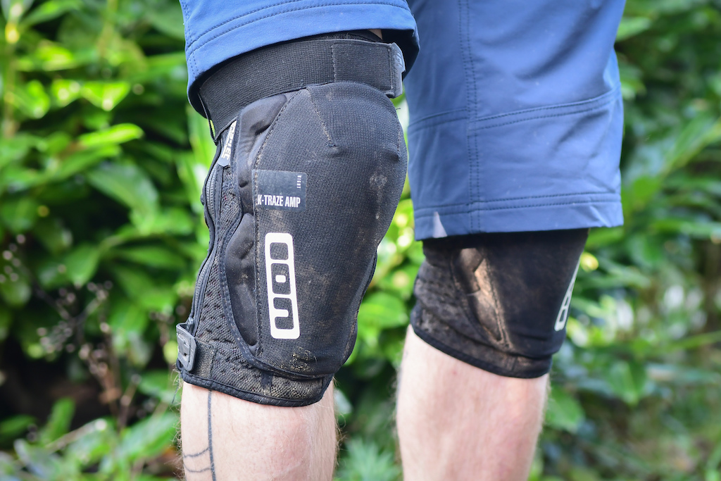 Ion K-Traze Amp Zip knee pad review