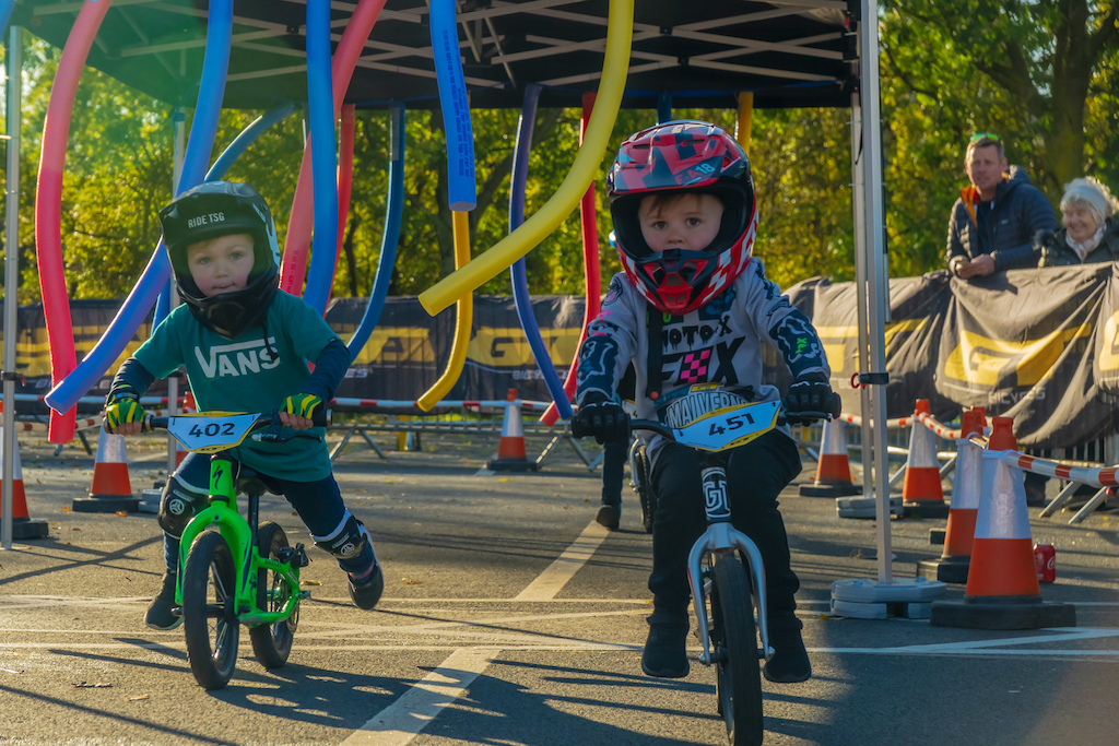 GT Bicycles Balance Bike Cup