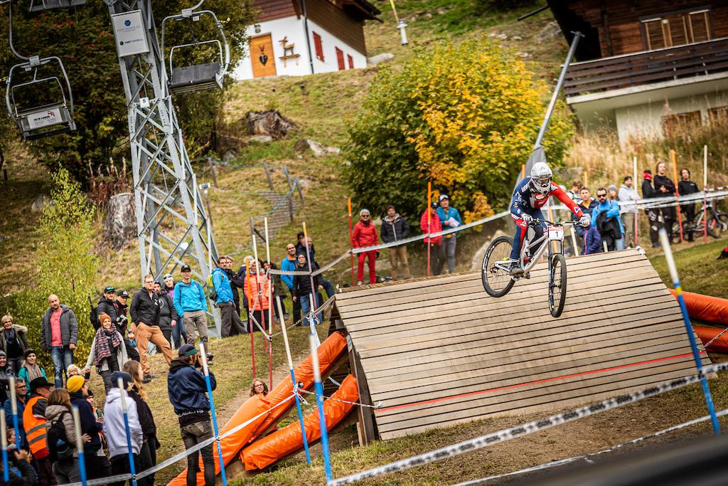 KOLB Andreas Gamux Racing Gamux Bellwald 06.10.2019 in Bellwald CHE Foto Sebastian Sternemann